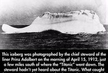 Titanic / by Stacy Barbier