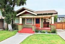 Craftsman Style / Craftsman homes & decor / by The Shannon Jones Team (Real Estate)