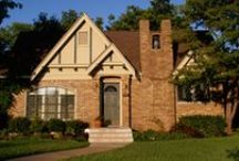 Tudor Style / Tudor & storybook homes and style / by The Shannon Jones Team (Real Estate)