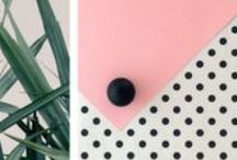 pinks / by Charlotte Raffo