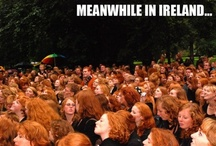 Proud to be a Ginger! / by Sharon Casillas