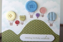 Crafting  (Hot Air Balloons) / by Vickie Tagatz