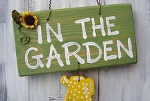 garden / by Delores Hutson