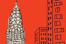 I <3 NY more than Milton Glaser / by Ilka Freitas