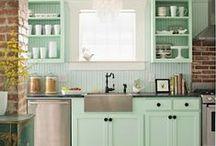 Dream Home | Kitchen / by Adair Madeline McCabe