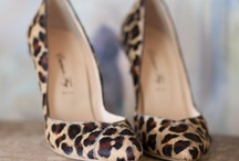 Shoes - most of which I wouldn't wear! / by Marty Pierson