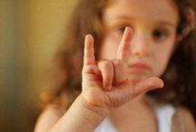 American Sign Language / by Christina Hoffpauir
