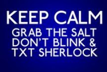 SUPERWHOLOCK / Hunters, and Doctors, and Detectives, oh my! / by Grace Domel