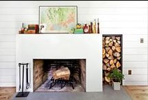 Home. / Bright, white, pops of color, farm house, industrial, modern, European, eclectic  / by The Fauxmartha