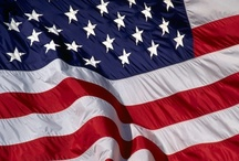 HOORAY FOR THE... / For my very patriotic honey who loves our country and our flag. / by Ronni Rittenhouse