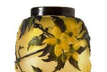 ART GLASS VASES, VESSELS & JARS / by Ronni Rittenhouse