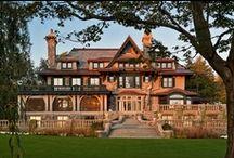 BEAUTIFUL HOUSES / by Kyli Roberts Hamrick