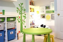Kids' room / by Katherine Keeler