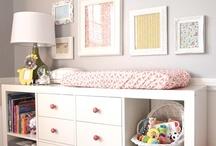 Nursery Decor / Nursery ideas boy and girl / by Brittany Hall