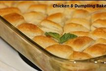 recipes / by Mary Edwards @ Couponers United & Florida Bloggess