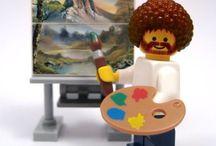 Lego feestje / by Marielle van der Kaag