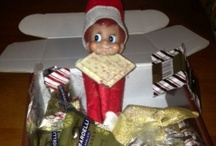 Elf on the Shelf / by Mary Edwards @ Couponers United & Florida Bloggess