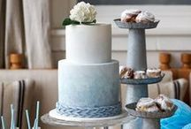 Cool Blue Wedding / by Bree Anderson
