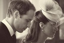 .Prince and Duchess. / William and Kate / by Shell K Peterson