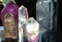 Crystal Healing~ / by Summer Rain