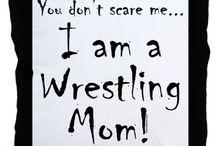 Wrestling MoM / by Yvonne Subbert
