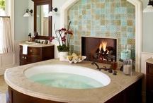 Bathroom Remodel & In My Dreams Bathroom Ideas / by Yvonne Subbert