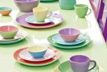 Tableware / by RICE Denmark