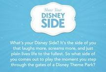 Show Your Disney Side Party / So excited to be hosting a #DisneySide @Home Celebration with my family and friends!  / by MaryAnn Schroeder
