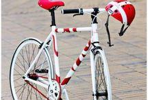 Bikes. / by Laila Stege
