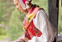 17. mai - Folkore fashion, bunader, folk costumes / by Marianne de Bourg - Ingeniørfruen