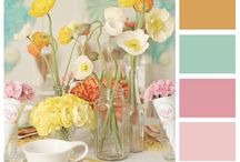 color inspiration / by Laura Evans