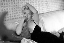 Marilyn Monroe / by Suzanne Vigil