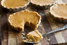 Pumpkin Season / Delicious pumpkin recipes and inspiration! / by Serena Wolf