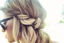 Hair Styles / by Adele McKeon