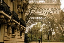 ~Paris~ / Oh to Live Here For Just a Little While / by Cici Bianca