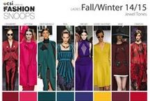 ~Fall & Winter Fashion Colors~ / All the Classic Colors for Fall & Winter / by Cici Bianca