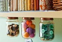 Organize / by Laurie Sawatzke