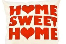 Home is where the <3 is / by Vanessa Stuseck