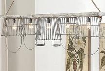 L I G H T I N G  / reclaimed lighting / by Cloth & Patina