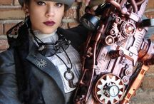 Steam punk, Cyber Gothic, Victorian / by Deanna Sevigny
