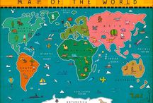 My big round the world adventure / by Adele McKeon