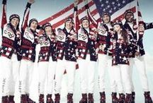 ~2014 Winter Olympics~ / All about the Winter Olympics / by Cici Bianca