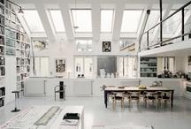 Interior Design: Studios & Lofts / by Cecilia Richey
