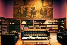 DESIGN: Libraries & Bookrooms / by Lateefah Brown
