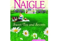 Sweet Tea and Secrets :: An Adams Grove Novel / Small town suspense by Nancy Naigle