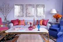 DESIGN: Dens & Living rooms / by Lateefah Brown