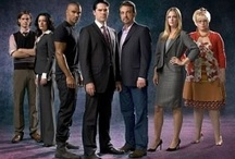 Criminal Minds ... Favorite TV Show / by Joann Thompson