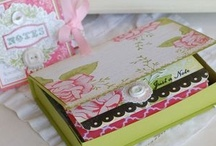 Favor Box + Bags Gift / by Ericka Wilson