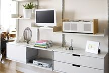 DESIGN: Shelving & Storage / by Lateefah Brown