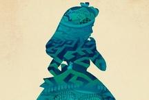 Alice In Wonderland <3  / by Adrianne Hello Kitty